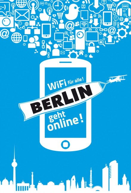 WiFi für alle – Berlin geht online!