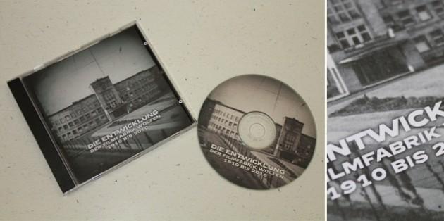 100-jähriges Jubiläum der Filmfabrik Wolfen