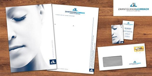 Corporate Design für ZTL Halle