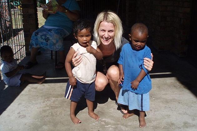 Spendenaufruf für Kinder in Kenia