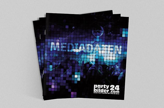 Broschüre für partybilder24