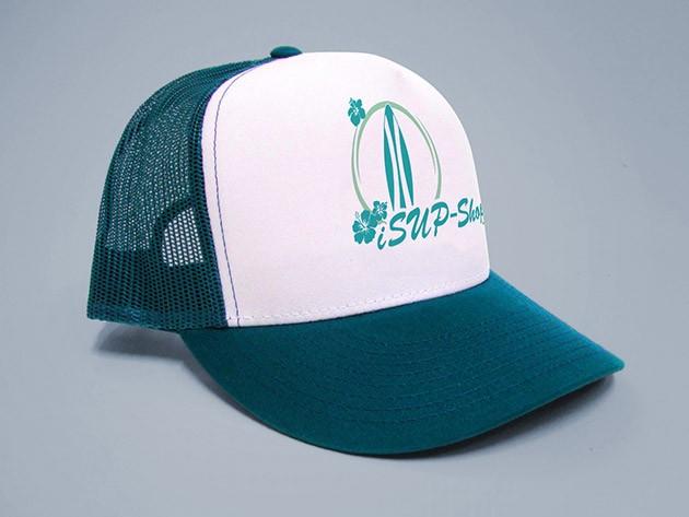 Logodesign für iSUP-Shop.com