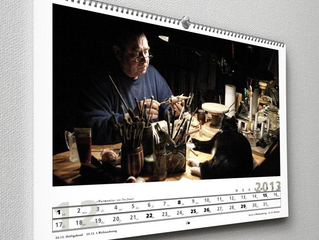 Projekt 50plus – Jahresrückschau per Kalender