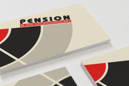 Pension in der Gropiussiedlung erhält ein Gesicht