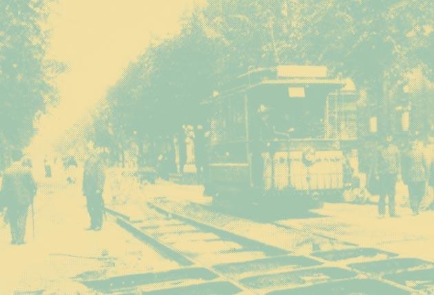 120 Jahre Dessauer Straßenbahn & Dessau-Wörlitzer Eisenbahn