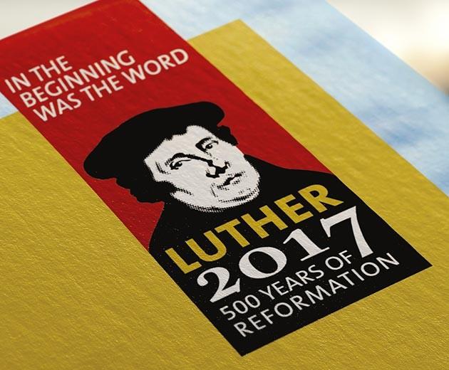 Internationale Anzeigenserie für Luther 2017
