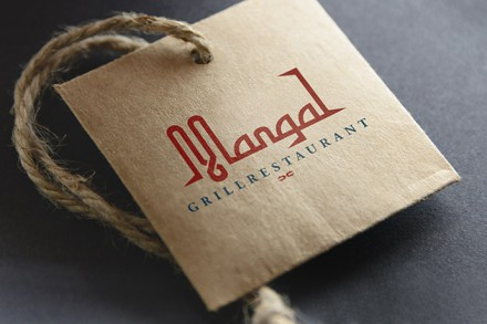 Corporate Design für das Mangal Grillrestaurant