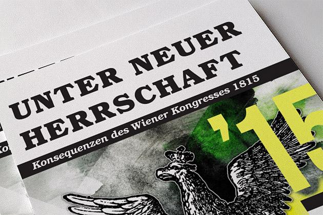 Tagungs- & Ausstellungsunterlagen für die Stadt Delitzsch